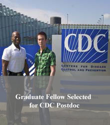 CDC Postdoc