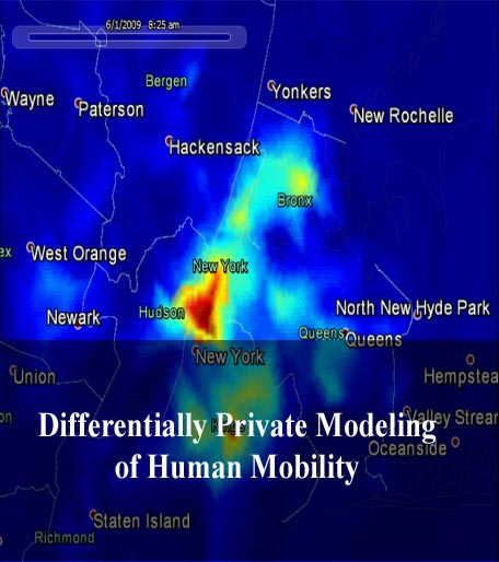 Private Mobility Monitoring