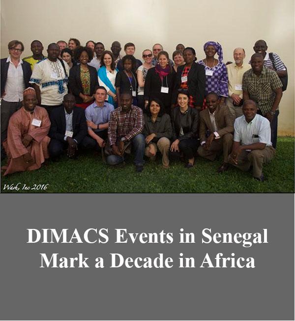 DIMACS in Africa