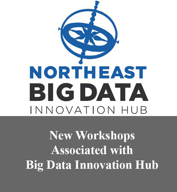 Workshops in Big Data